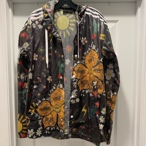 Adidas x Pharrell Willams windbreaker